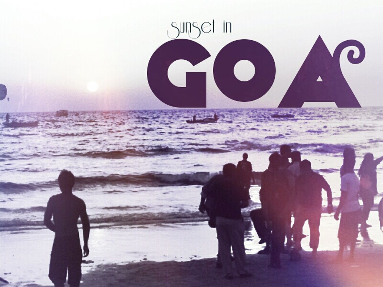 Goa Evening...