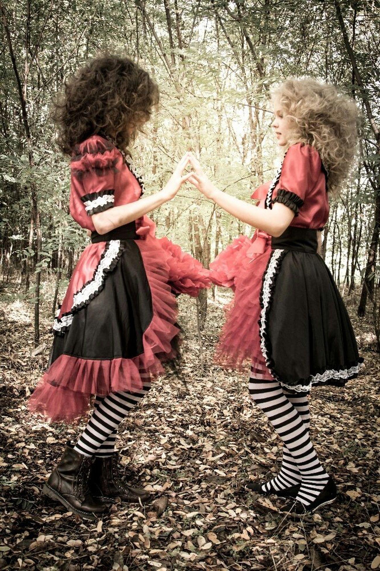 Autumn Tales Aliceinwonderland