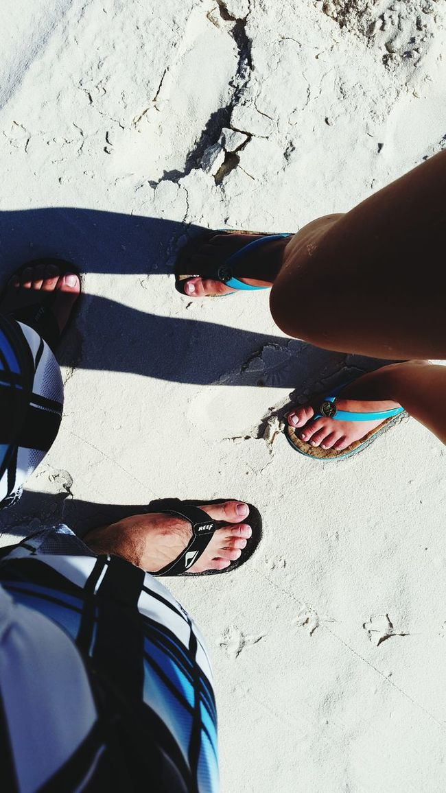 Enjoying Her Bae <3 Riodejaneiro Chill Beachphotography Together