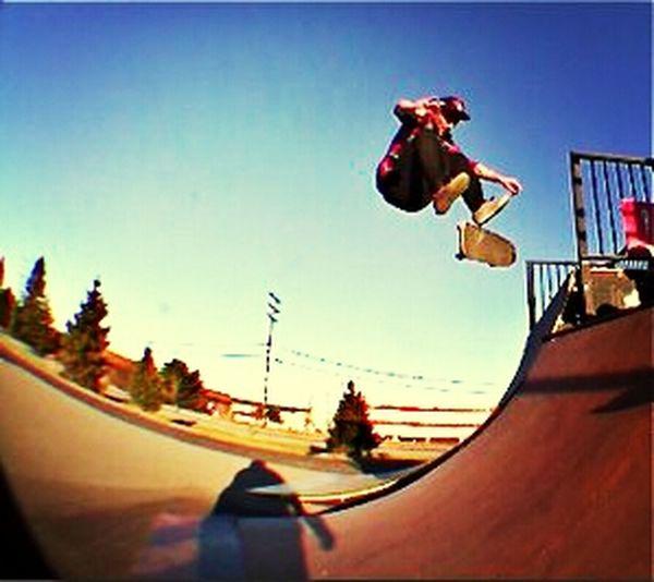 Enjoylife Livingthedream Skateboarding Started From The Bottom