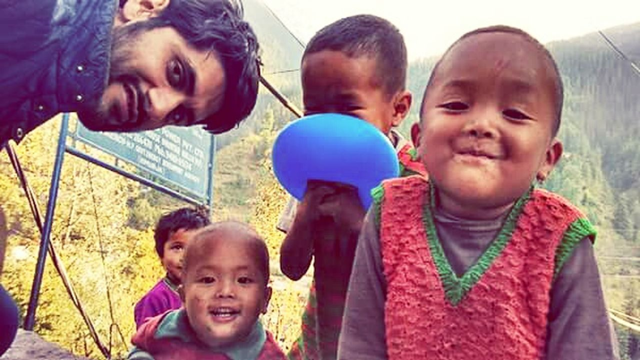 Smile ✌ Realsmile Real People Himalayas Kasol Malana Magic Valley Pastel Power