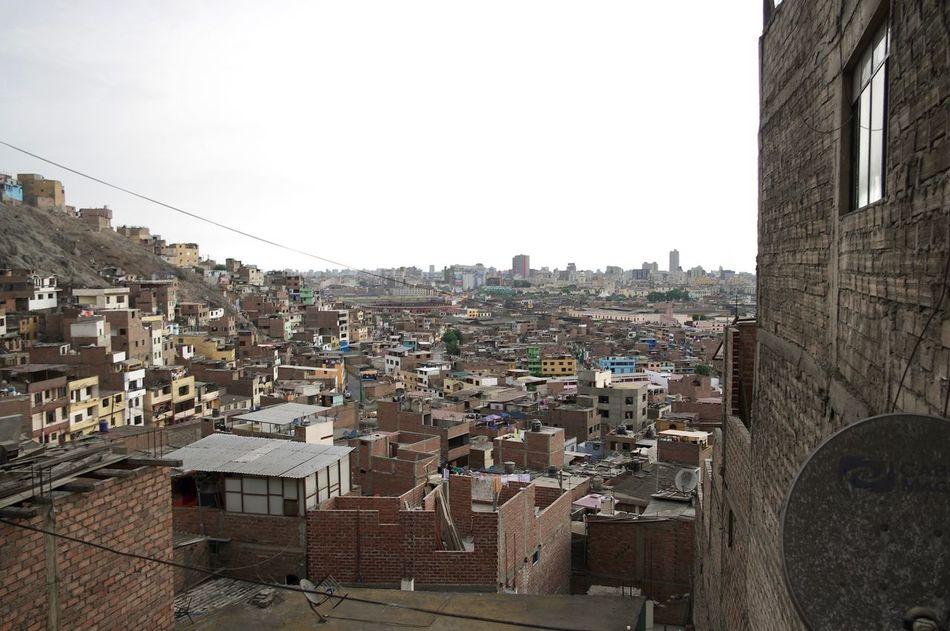 Architecture Building Exterior Built Structure City Cityscape Community Day Favela No People Outdoors Residential Building Sky Slum