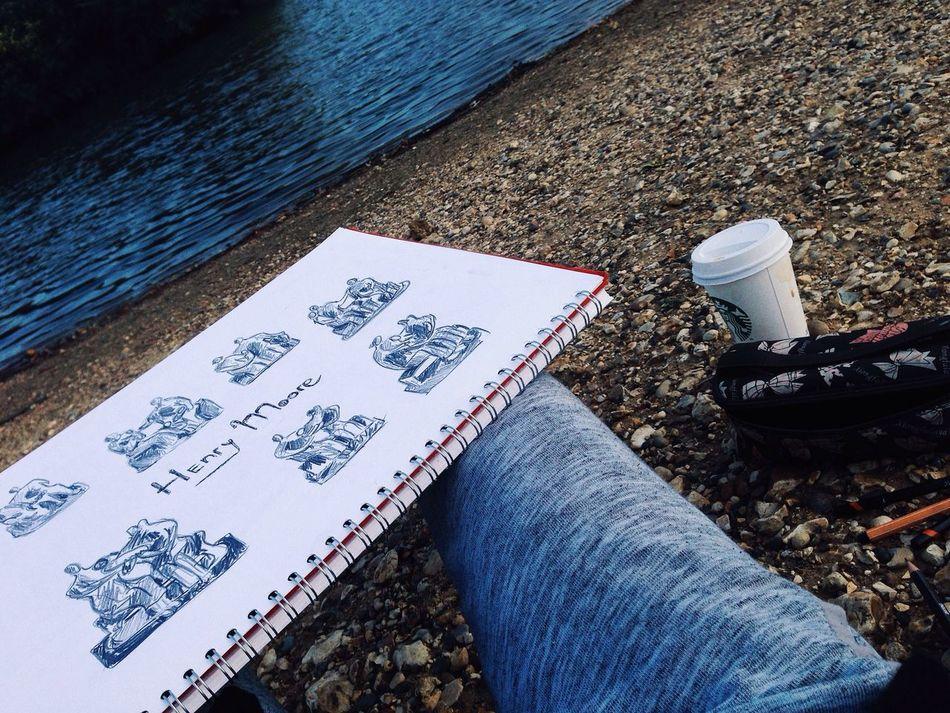 Art Drawing Relaxing Taking Photos