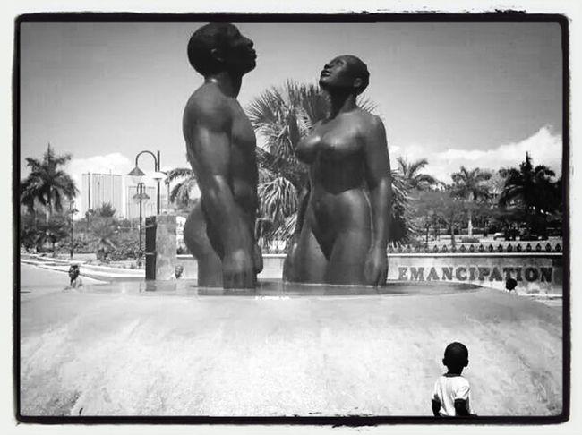 Emancipation Park Traveling Taking Photos Emancipation Black & White