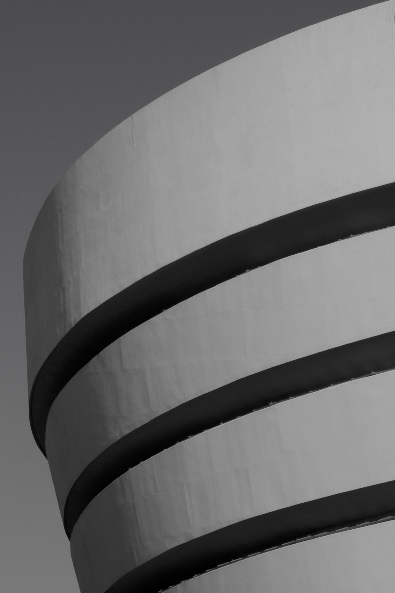 Architectural Detail Architecture Architecture_collection Black And White Built Structure Close-up Day Guggenheim Low Angle View Minimal Minimalism Minimalobsession Monochrome Museum New York No People Outdoors Shape Urban Geometry Urban Lines Pattern, Texture, Shape And Form Modern Architecture Building Exterior