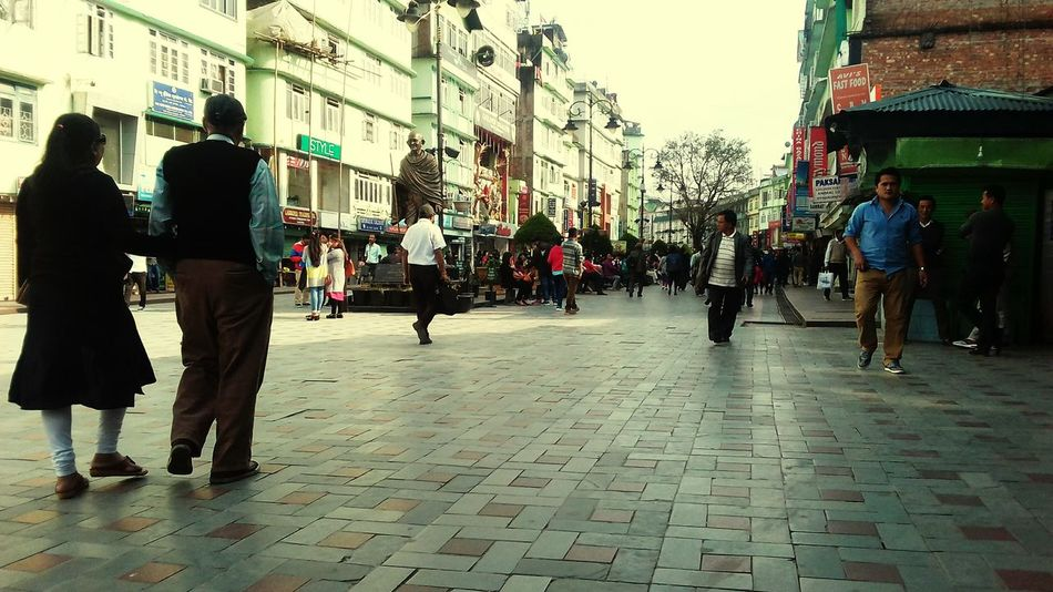 My city Gangtok Market First Eyeem Photo