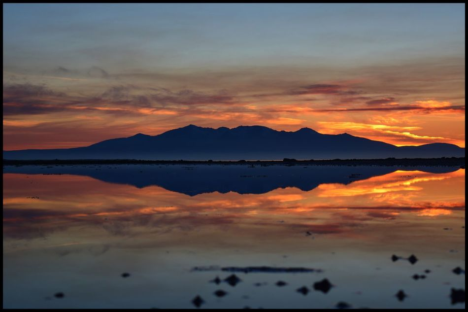 Isle Of Arran  Reflection Sunset Reflection Orange Color Tranquil Scene Water Sky Tranquility Beauty In Nature Scenics Nature No People Lake Silhouette Cloud - Sky Outdoors Day Sunset_collection Sunset #sun #clouds #skylovers #sky #nature #beautifulinnature #naturalbeauty #photography #landscape EyeEm Gallery Eye4photography  EyeEm Best Shots EyeEmBestPics EyeEm