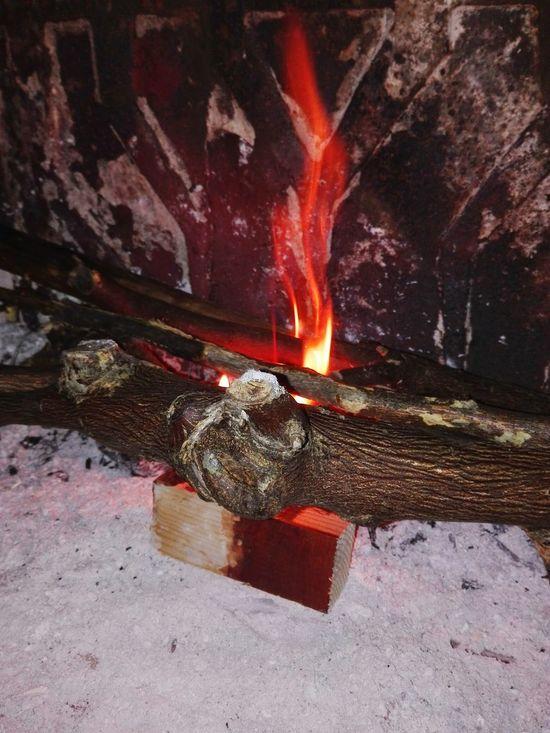 Red Heat - Temperature Fuoco🔥 Caminetto Wintertime Winter Chimney Fire