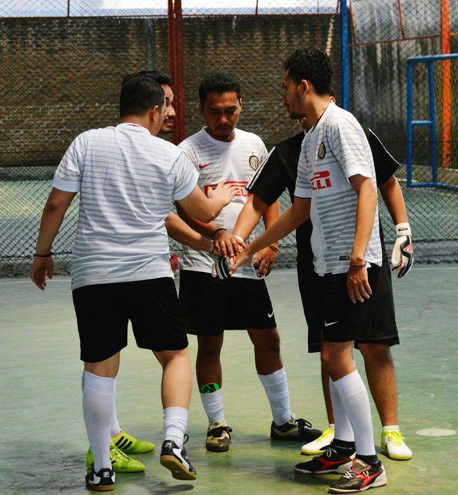 Toss... Futsalindonesia FutsalTime Futsal Futsal Tournament Sport Indoor TOSS