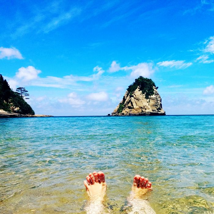 The Essence Of Summer Iriomote Island Okinawa Okinawa Love Vacation Summer Beach Day Miles Away Sommergefühle Done That.