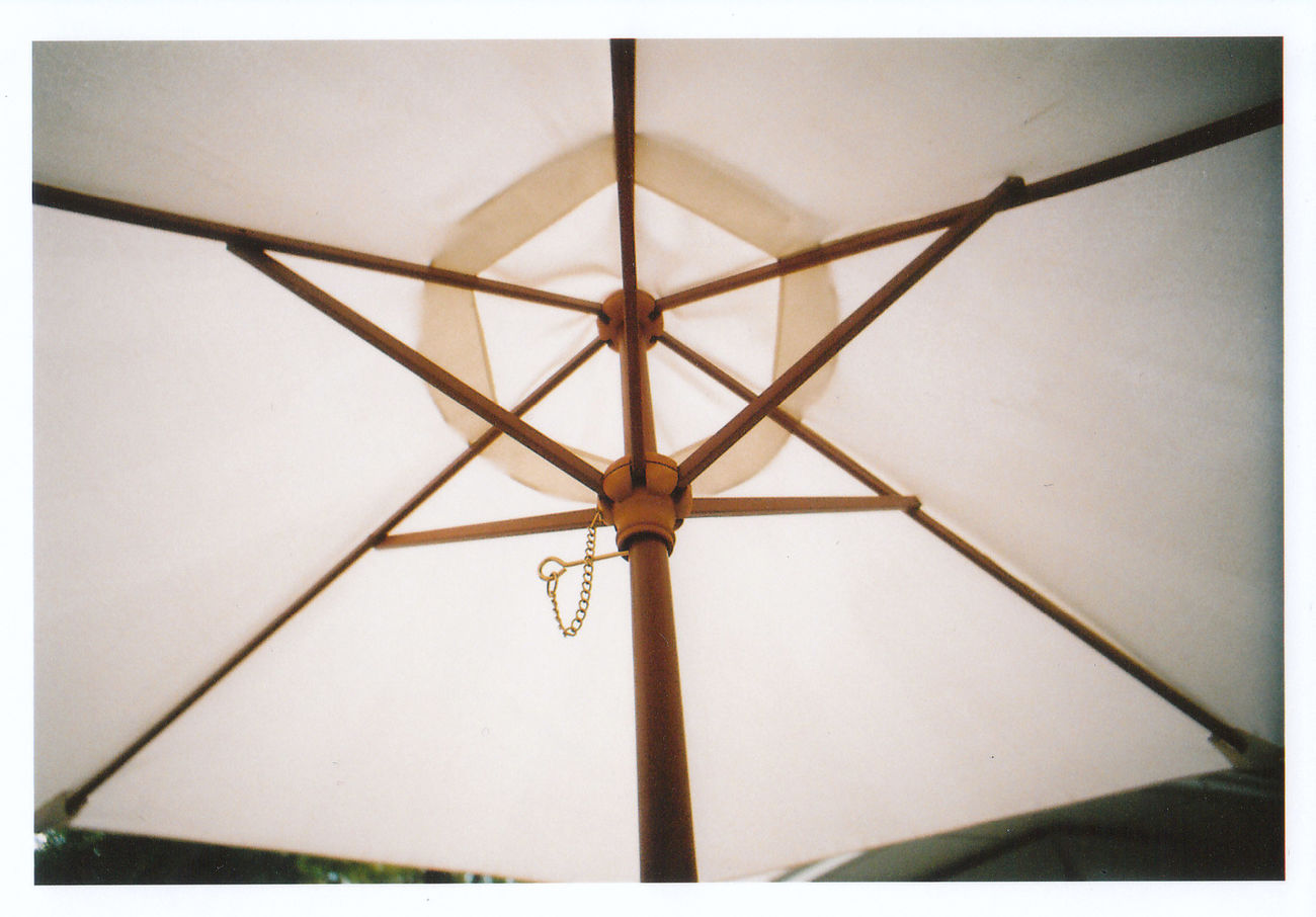 Low Angle View Parasol Sunshade Natural Colors No People Day Close-up Architecture Wide Angle Wide-angle Lens Film 35mm Film Film Photography Lomography Lomo LC-Wide LC-Wide EyeEmNewHere