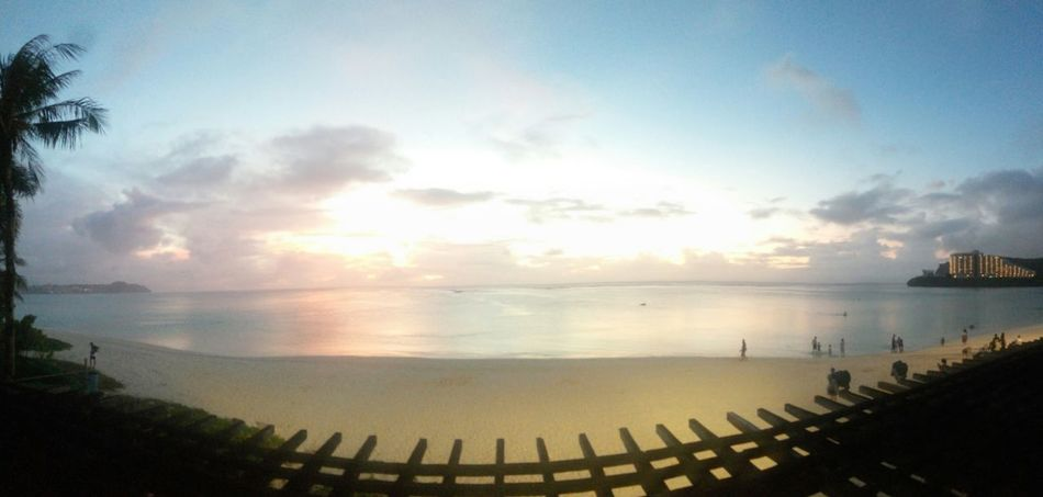 Yesterday's view Sunset Guam GUAM..a Place I Call Home