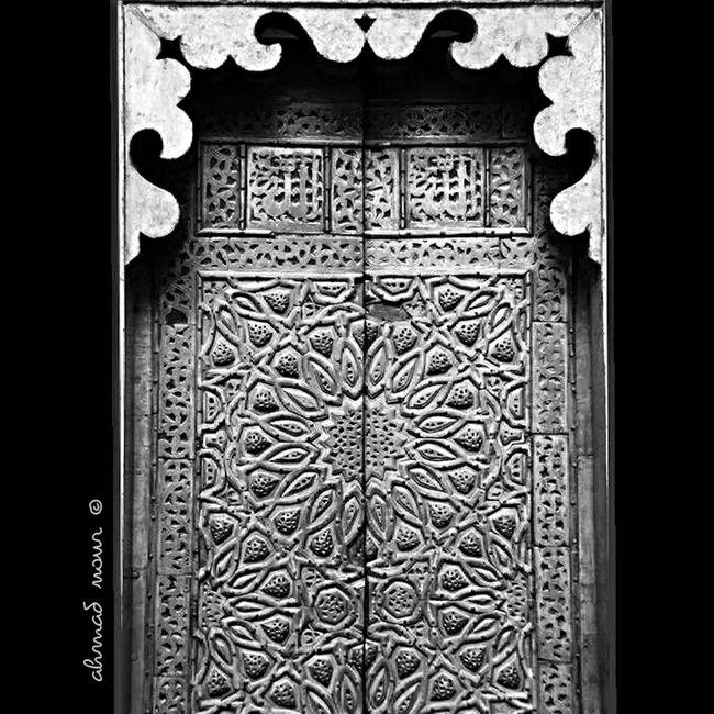 Doors Cairo Mobilephotography Historical Building Sultanhassan Mousqe