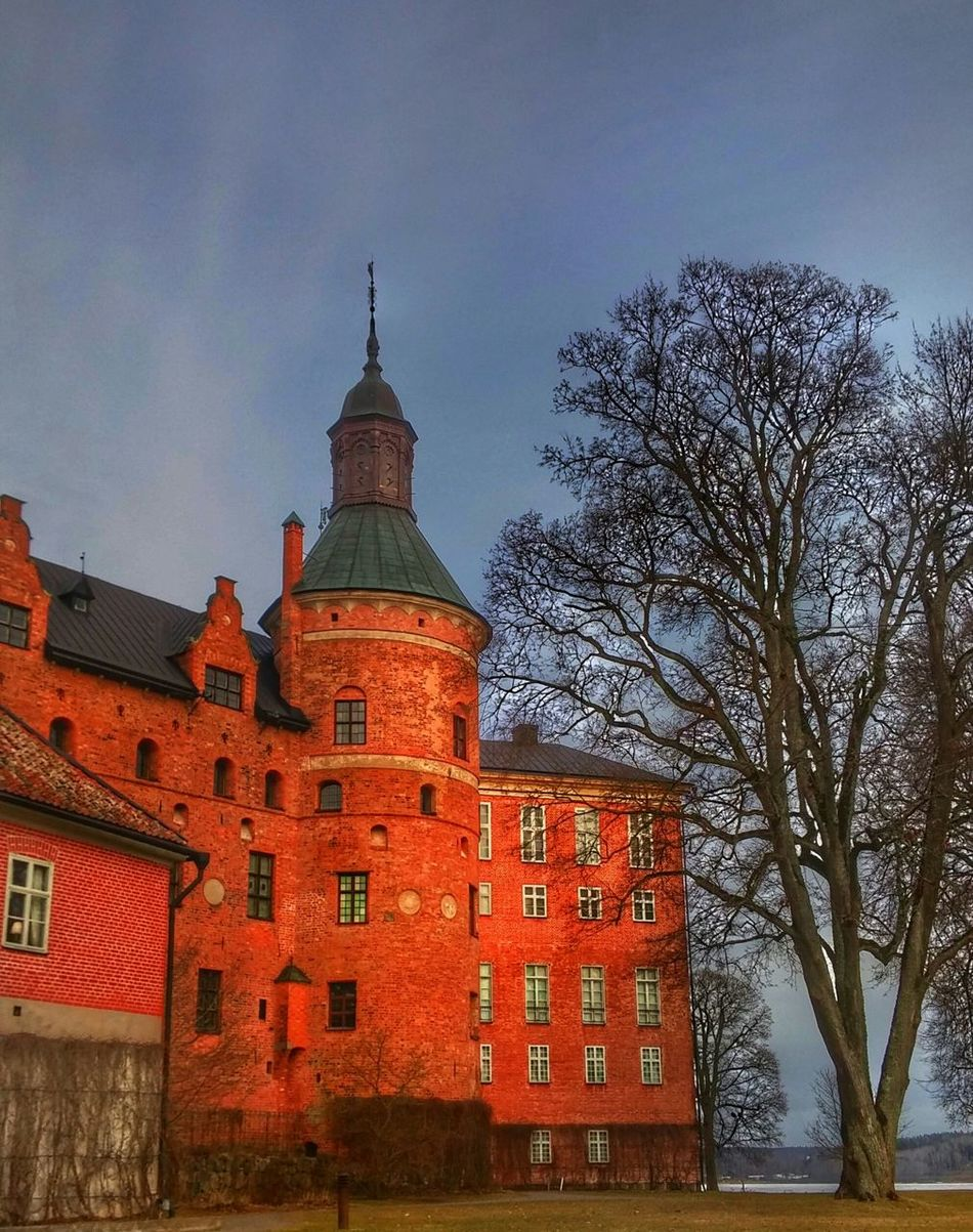 Castle Architecture Travel Castle View  Outdoors Built Structure Building Exterior EyeEm Best Shots Street Photography Gripsholm