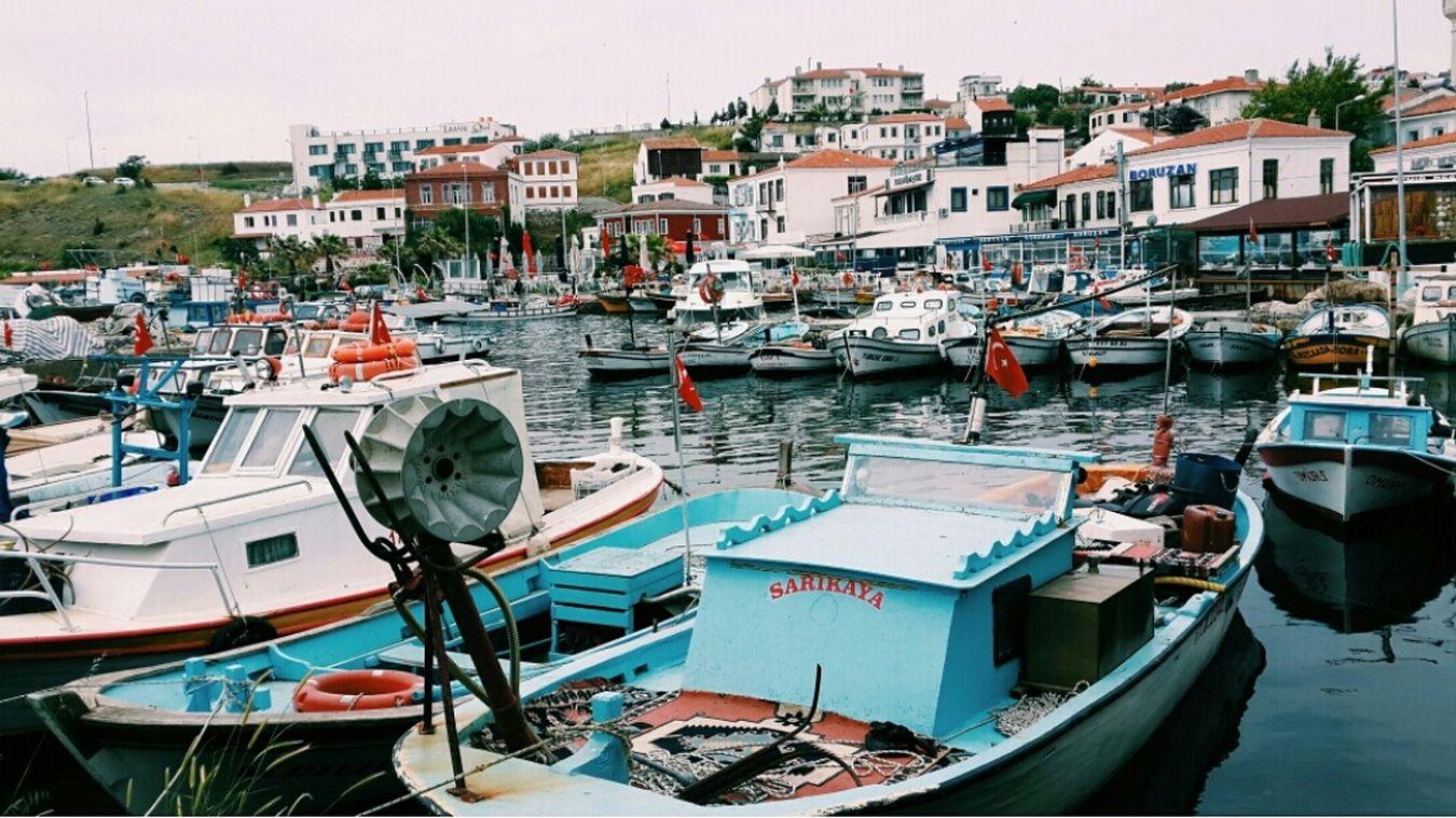 ıslands Colorful Ships