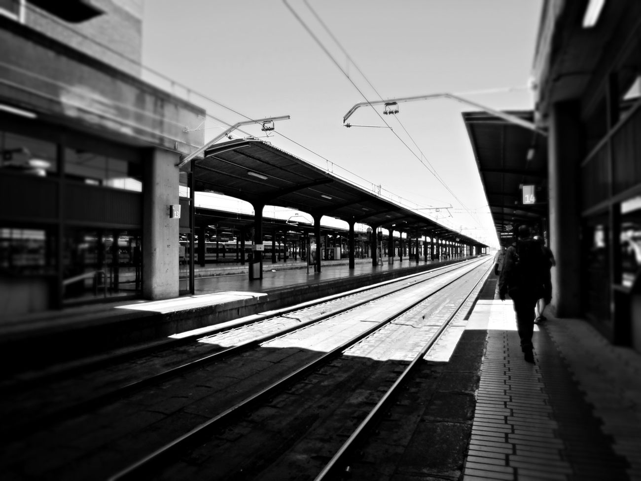 Chamartin, Madrid