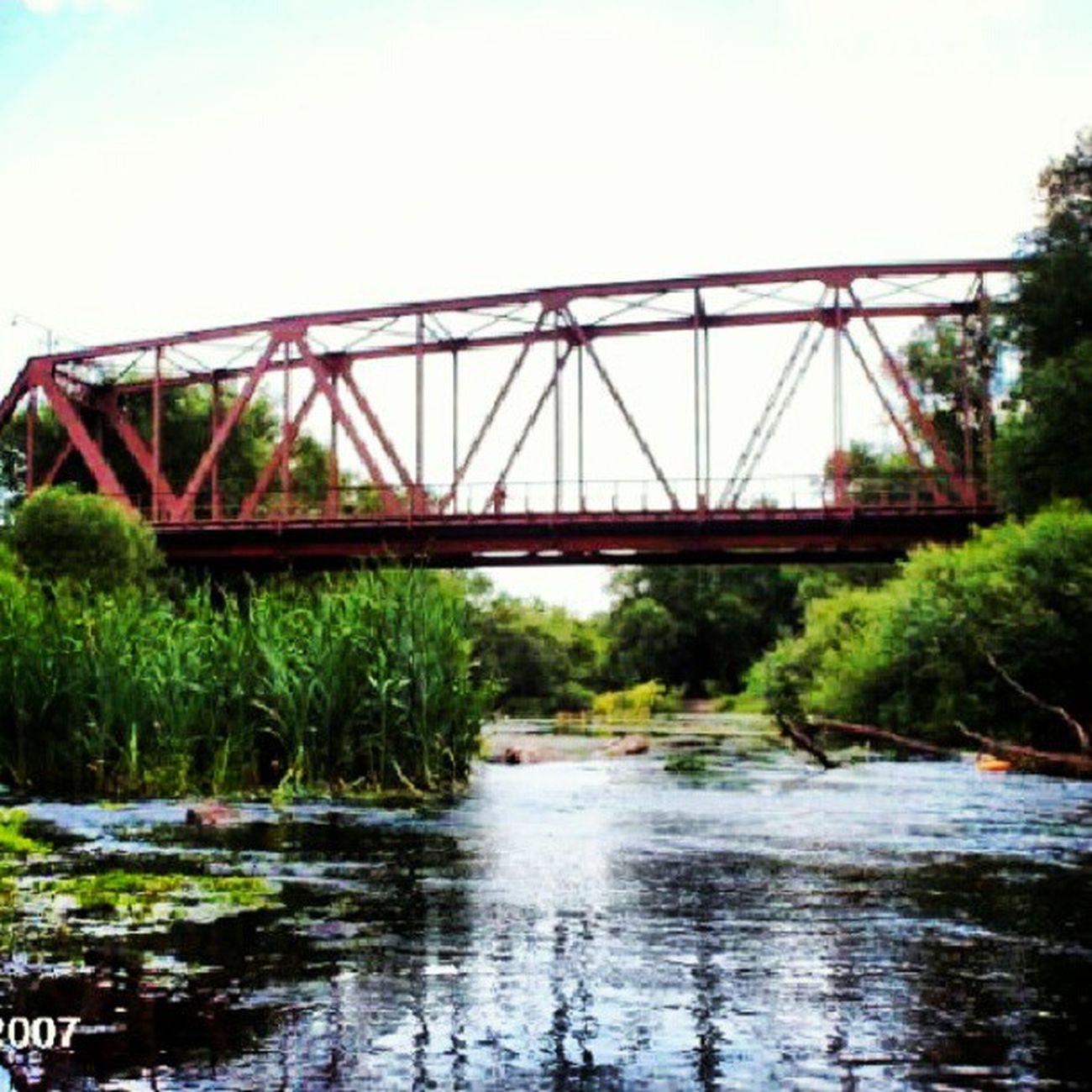 @markinprolife мост Summer лето 2007
