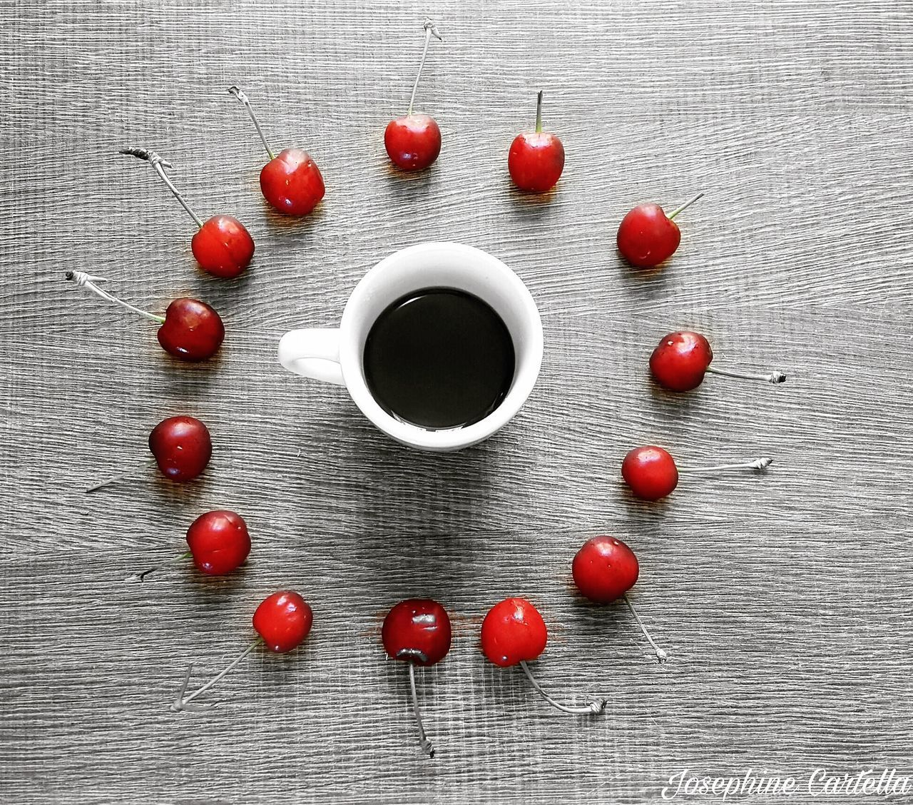 Red Sweet Food Food Photograph Photographer Blackandwhite Black And White Coffee Coffee Time Caffè Cherries Cherry Italy Magic Home Scenics Lovephotography  Beautiful Ph Magic Moments Fragility Art Artistic Loveart Artphotography