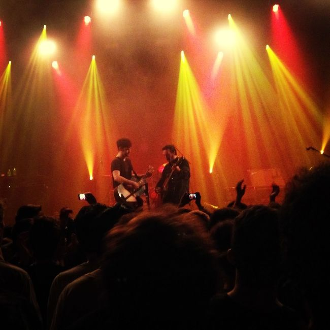 Paris Concert Black Rebel Motorcycle Club
