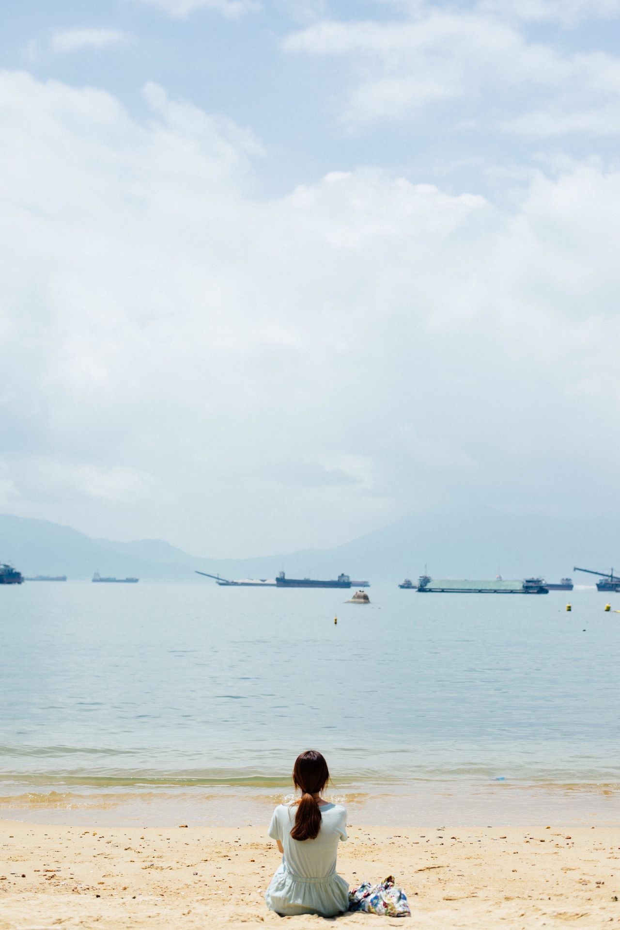Beautiful stock photos of schmetterling, Beach, Casual Clothing, Cloud - Sky, Cloudy