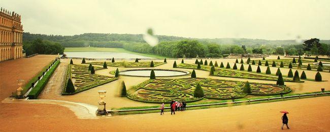 Art Castelo De Versailles