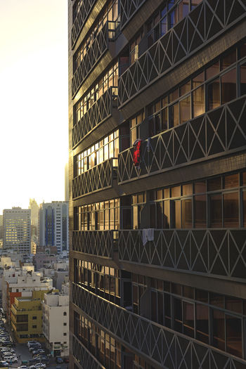 Architecture City Building Exterior Built Structure Business Finance And Industry Travel Destinations Community Outdoors No People Modern Cityscape Apartment Politics And Government Day