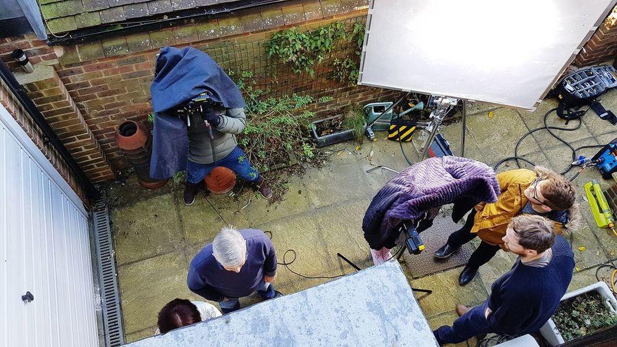 Videomarketing Advertising Filming Over50