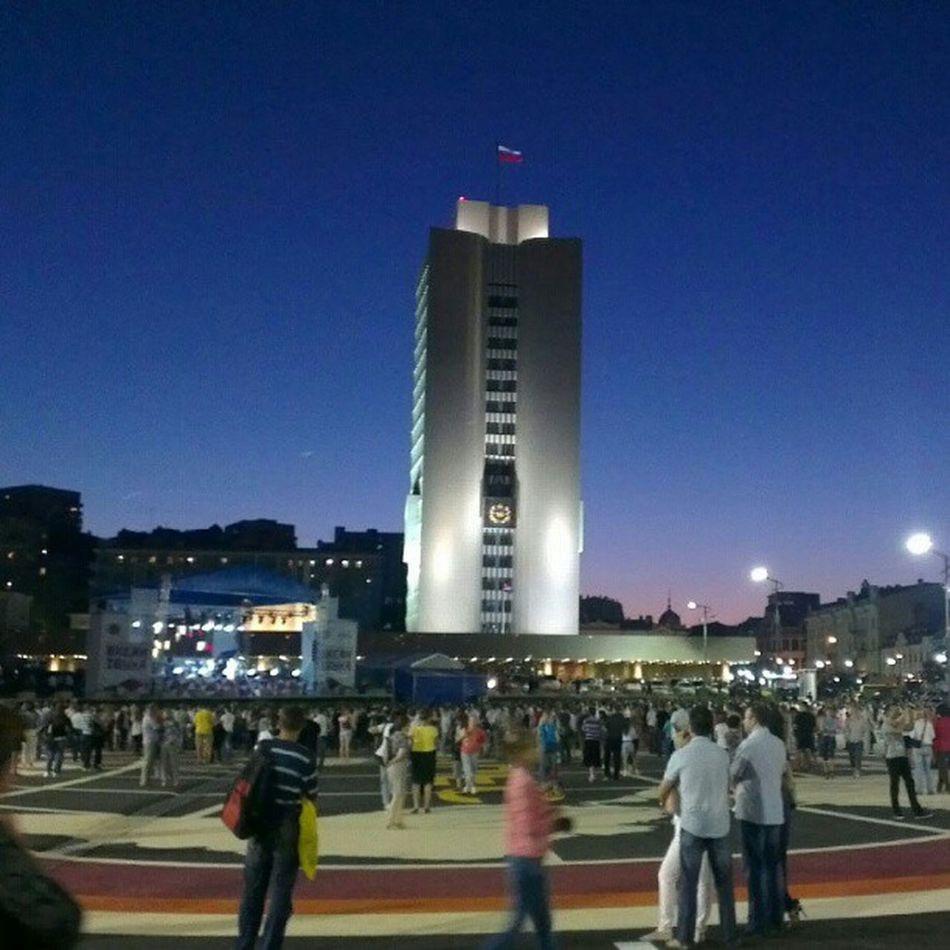 Вечерний концерт  океанзвука  Владивосток  саммит APEC2012