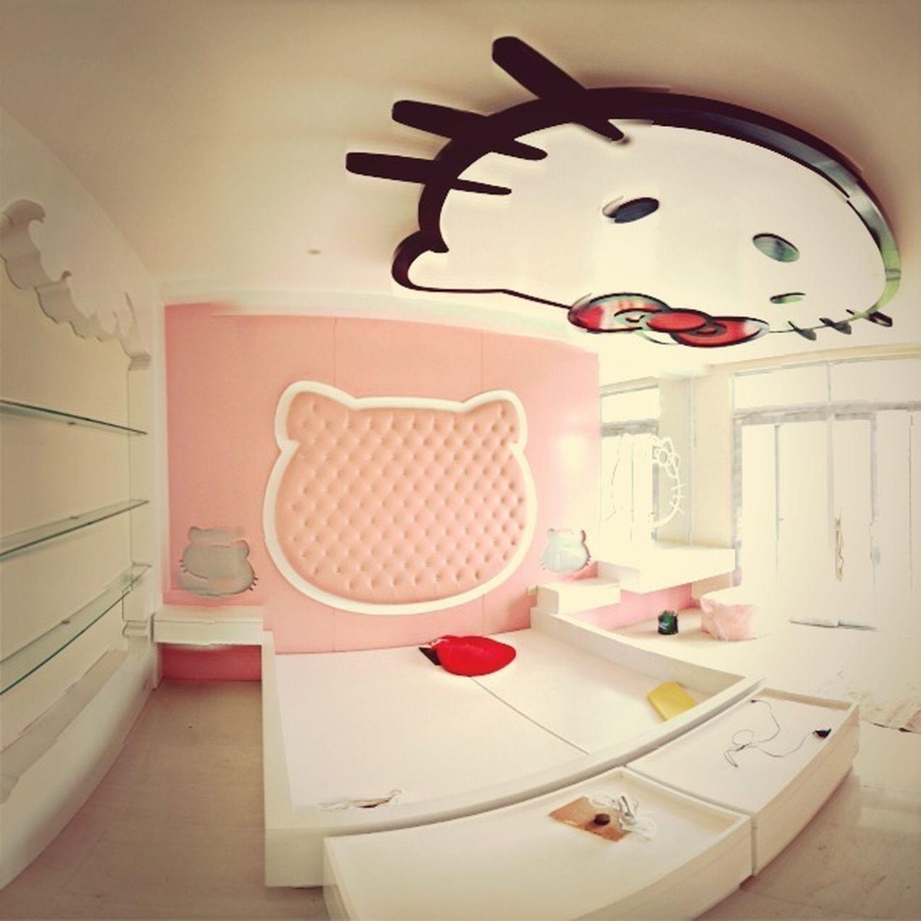 Room Hello_Kitty jInterior Design Jheffryswid Design