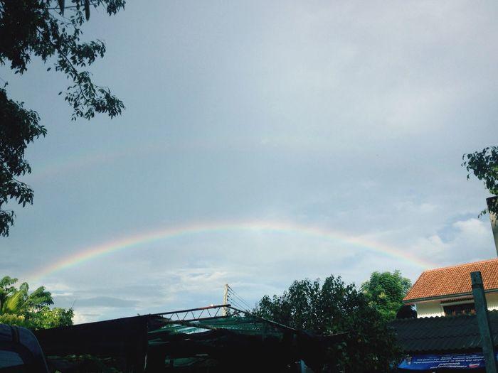 Rainbow is so beautiful . First Eyeem Photo