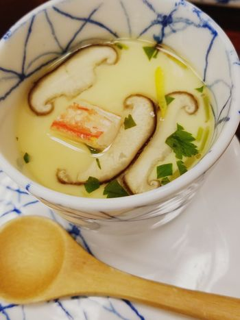 Food And Drink Food Japanese Food 茶碗蒸し Healthy Eating Japanese Photography Yam Yam 忘年会