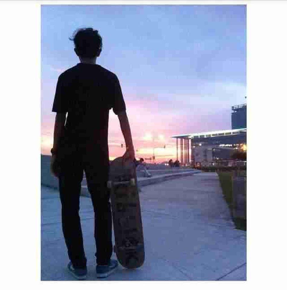 Skateboarding Taking Photos SkateboardLifeStyle