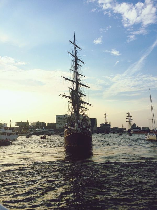Sail Away, Sail Away Sail2015 Amsterdam People Of The Oceans