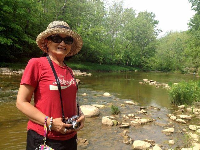 By The Vermilion River