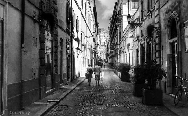 Roma Blackandwhite Monochrome Streetphotography