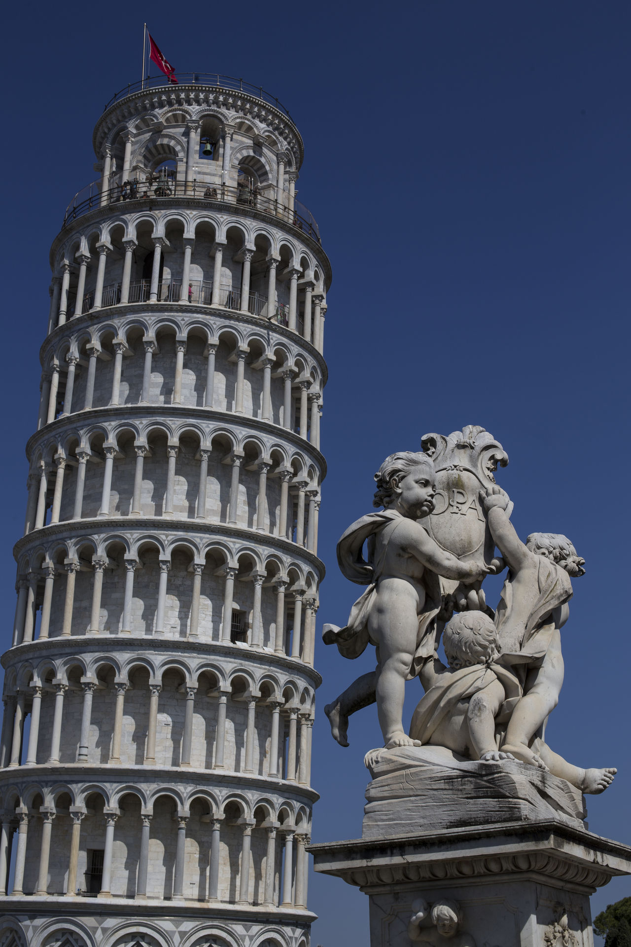 Architecture Blue Clear Sky Italy Leaning Tower Of Pisa Pisa Pisa Tower Schiefer Turm Von Pisa Sightseeing Sky Travel Destinations Traveling