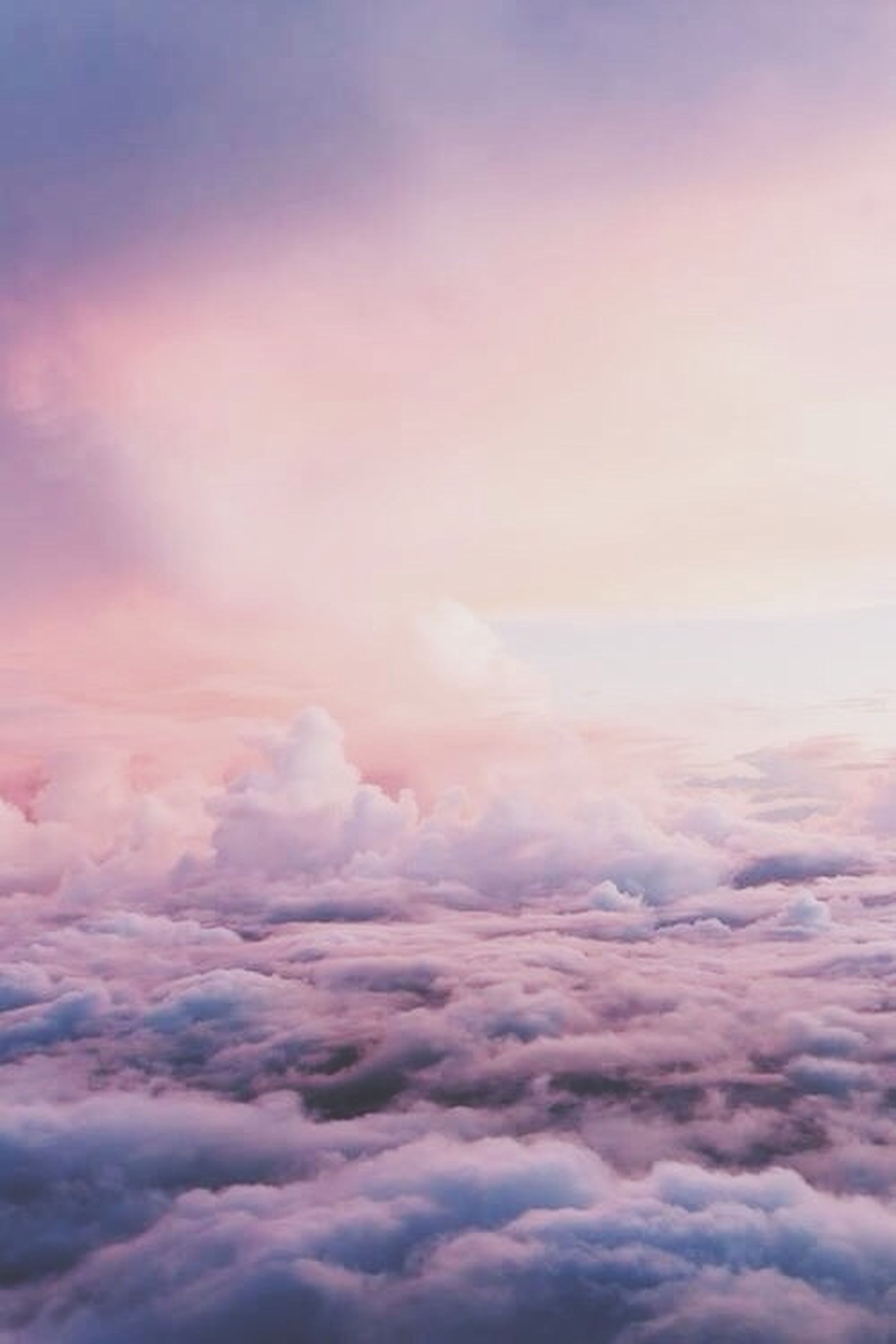 sky, scenics, beauty in nature, tranquil scene, cloud - sky, tranquility, weather, cloudscape, nature, cloudy, idyllic, sky only, cloud, majestic, white color, sunset, backgrounds, outdoors, no people, low angle view