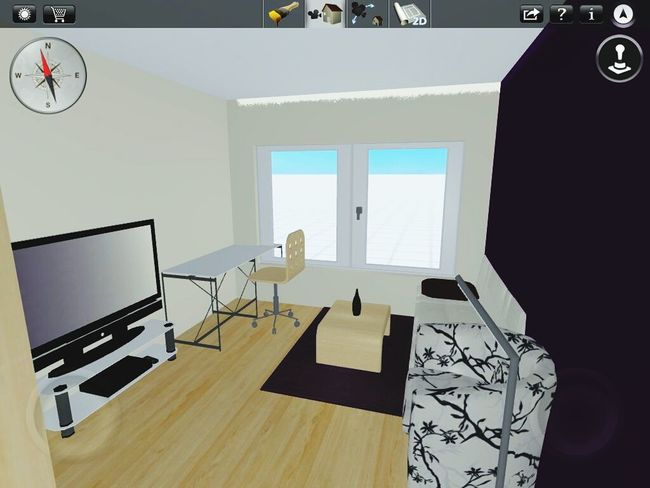 3D model of my room:) I Know What I Want... My Room