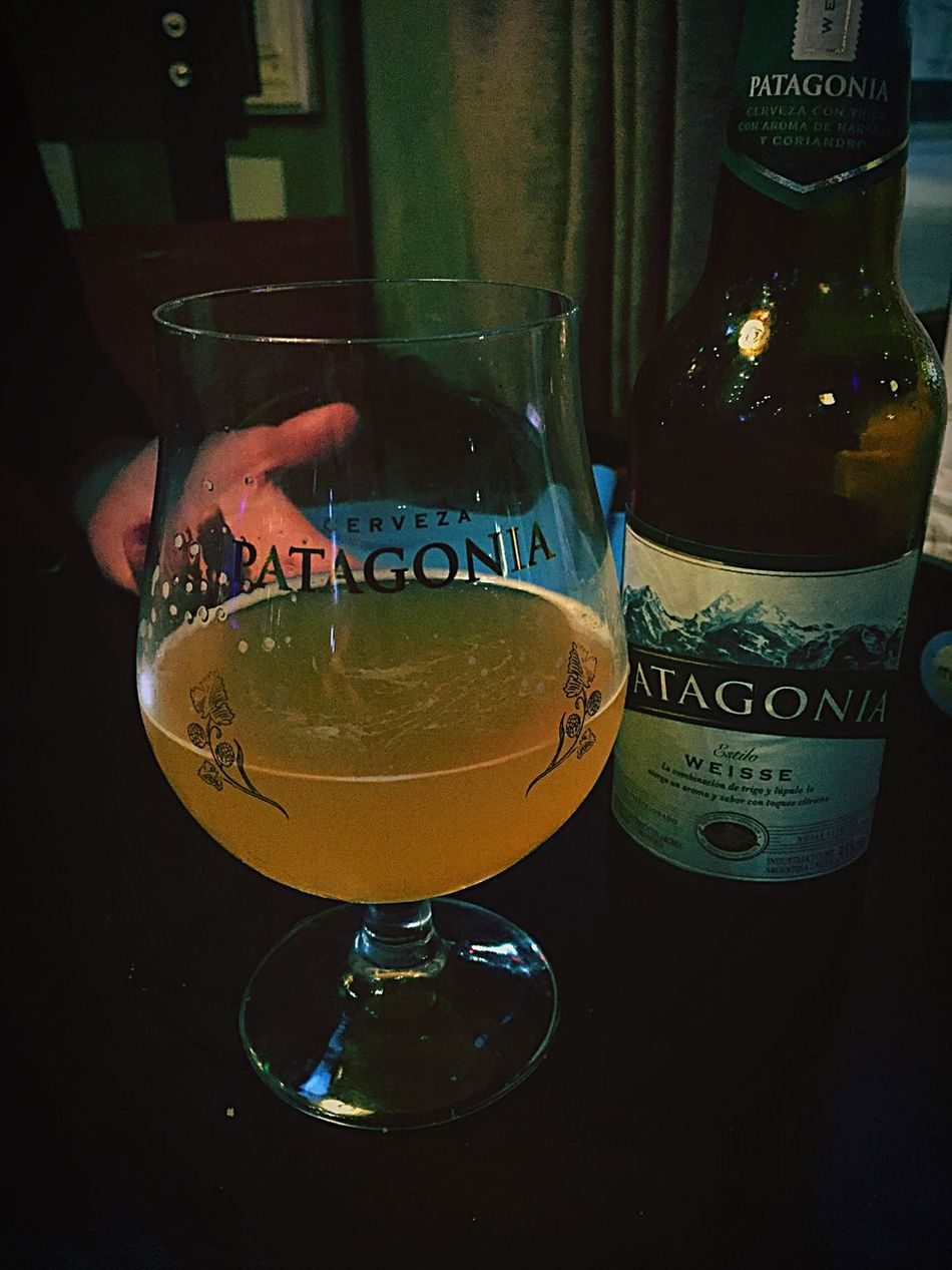 Patagonia Weisse Beer Drinking Glass Indoors  Still Life Alcohol Patagonia Beer Cervezaartesanal Popular Photos EyeEm Best Shots First Eyeem Photo