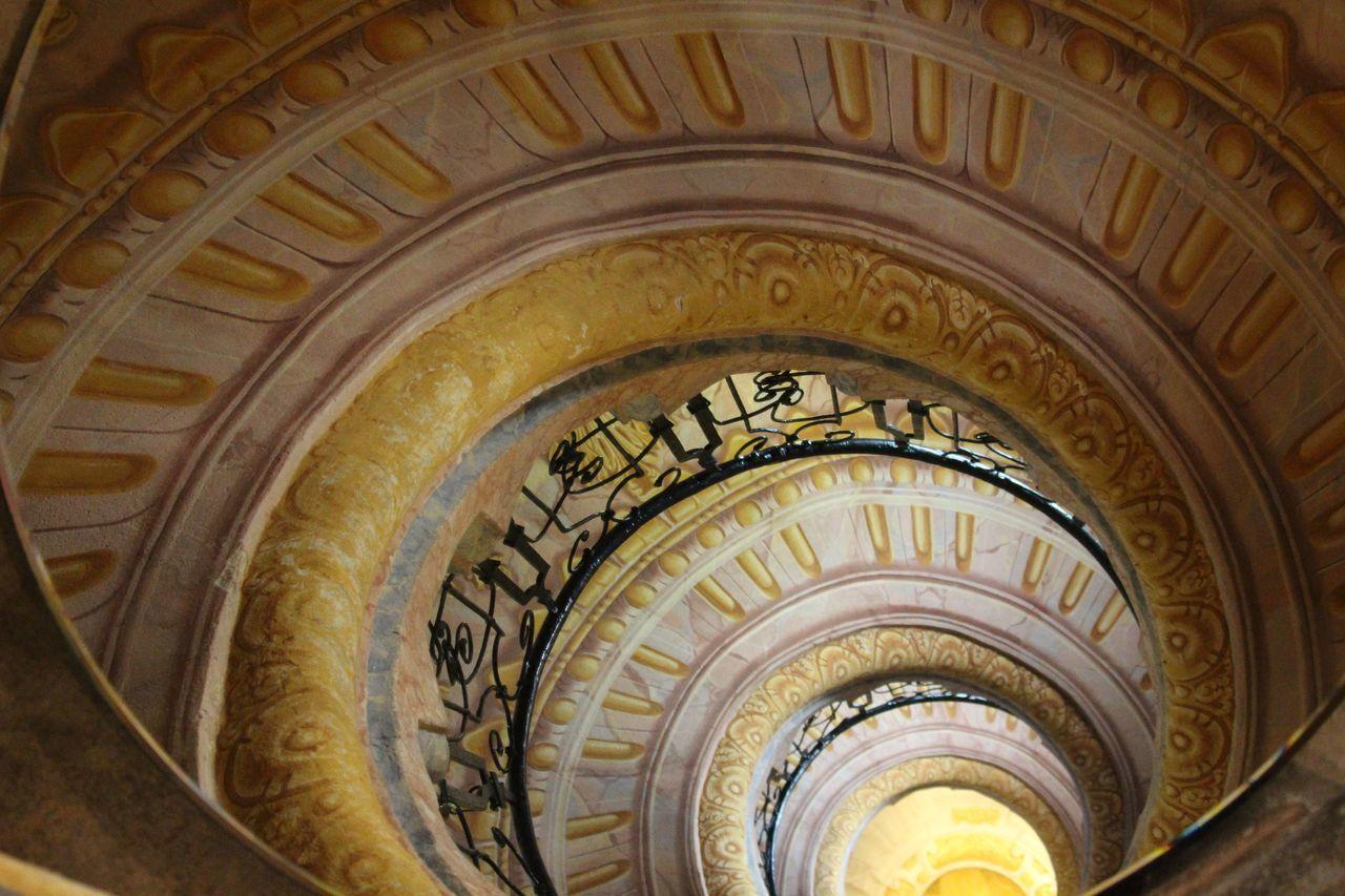Abbey Austria Melk Stairs