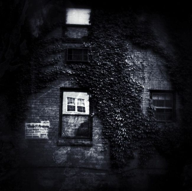 Darkart Grimewindow Grimenoir Monochrome_Monday