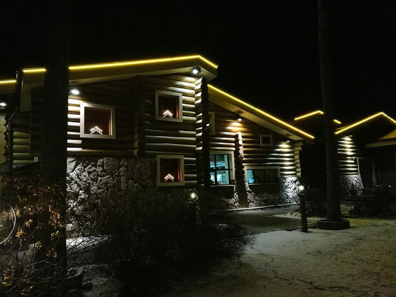 Night Illuminated Architecture No People Christmas Decoration EyeEmNewHere