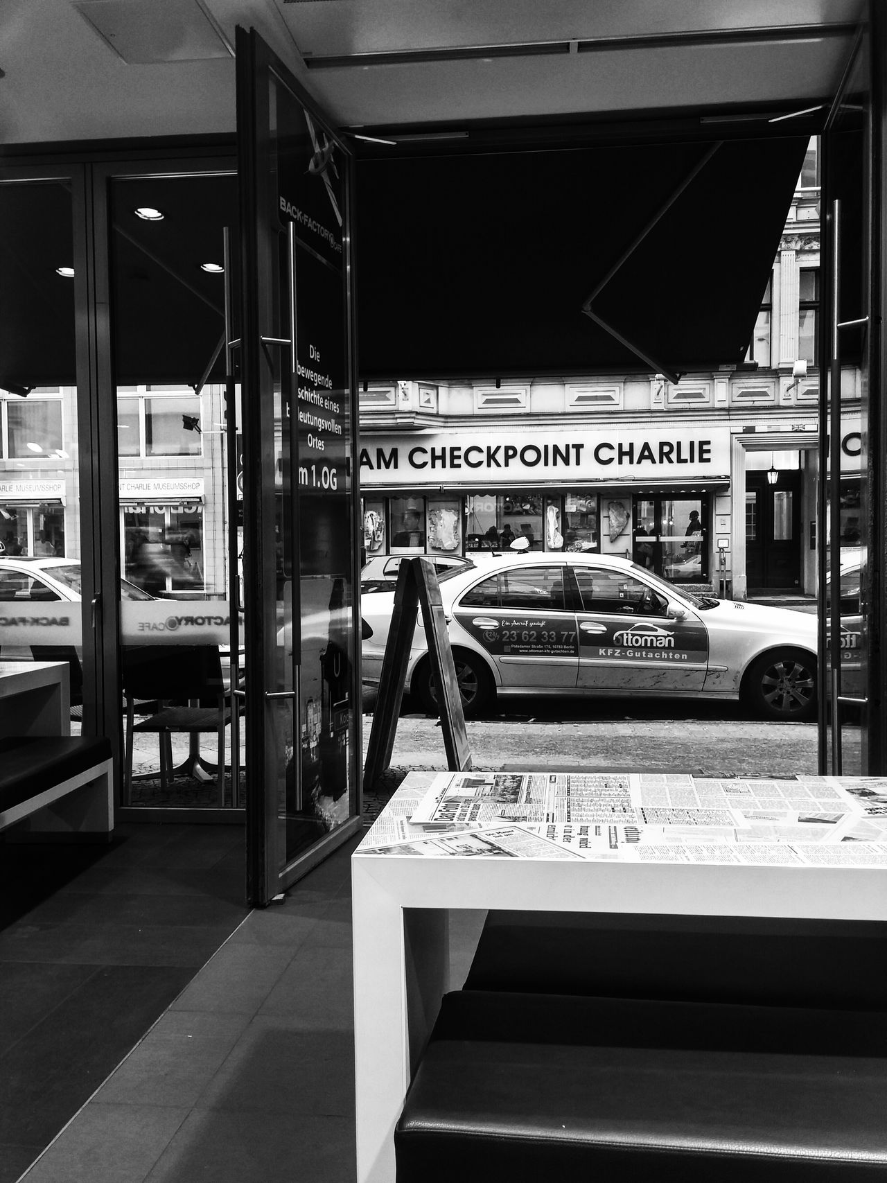 Checkpointcharlie Check This Out My Point Of View Blackandwhite Black And White Treveling Taking Photos Enjoying Life Hanging Out Hello World
