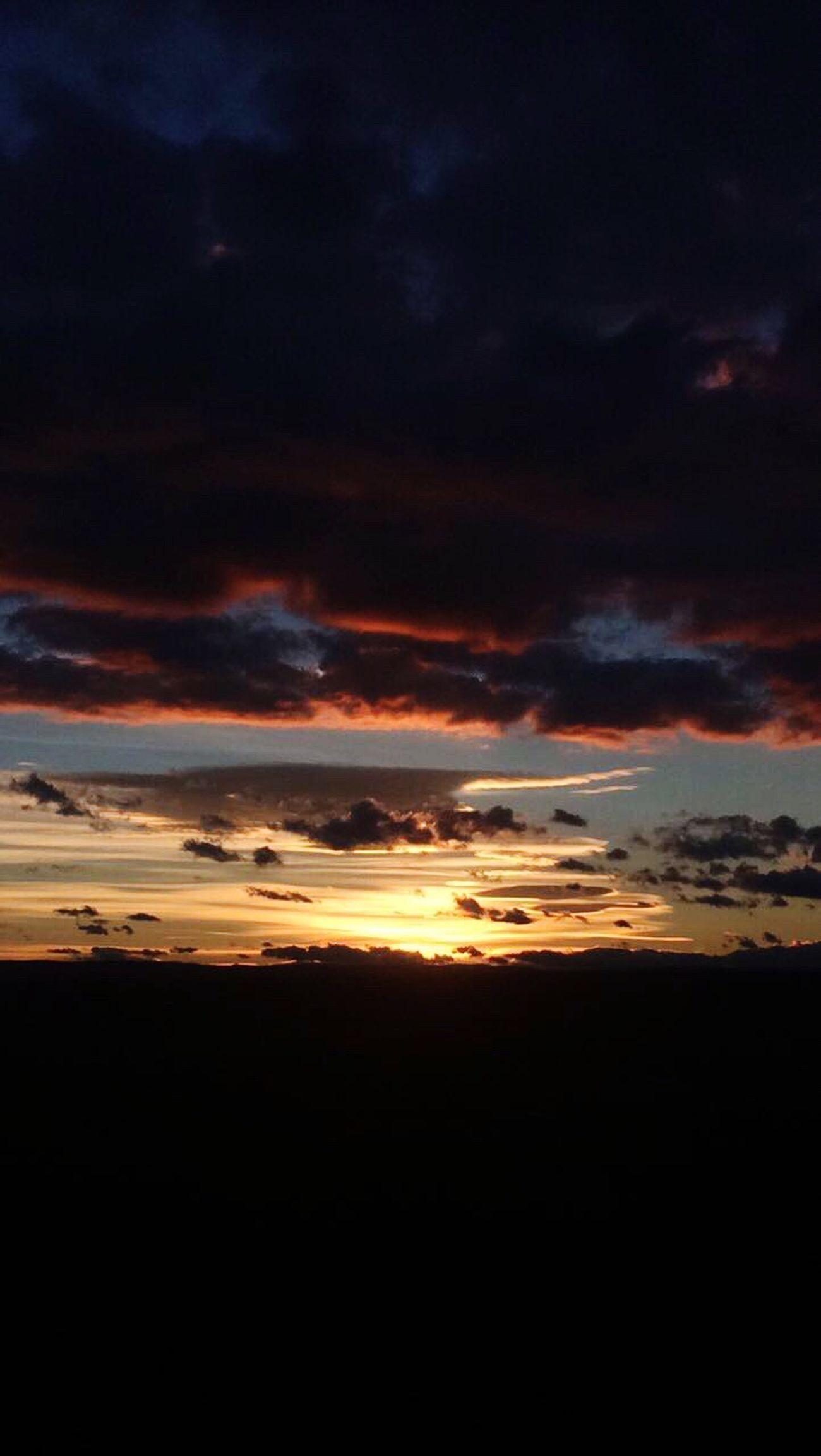 Sun Sunset Originalpicture Cloud - Sky Beauty In Nature Sky Nature Dramatic Sky No People Day Nature Original Photo Original Photography Clouds