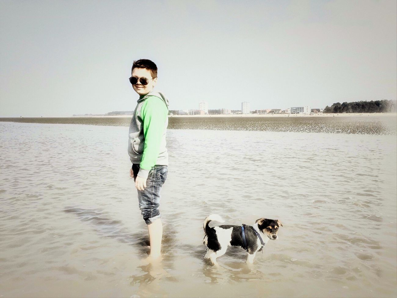 Dog Son Family Friendship Sea Sea And Sky Toni Luxxxs Photography Happiness Love Moments Hello World Viewwithmyeyes EyeEm Gallery EyeEm Nature Lover Naturelovers Tranquil Scene Traveling Taking Photos Enjoying The Sun Nature Walking Around