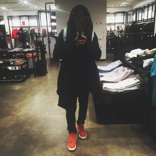 First Eyeem Photo All Black Everything Fillingpieces Zara China TANGSHAN