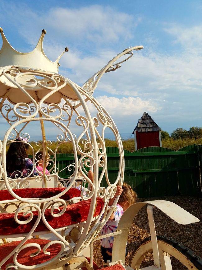 Cinderella Coach Fairy Tales Fantasy Outdoors