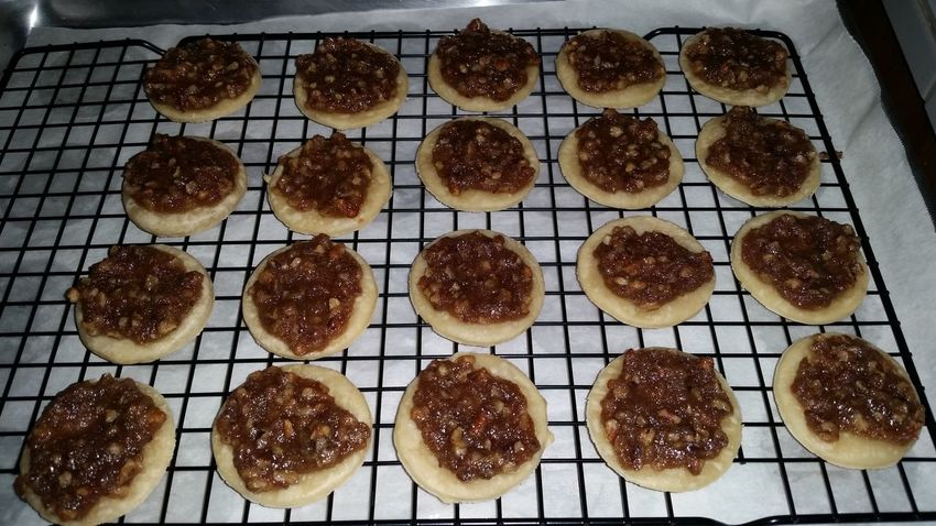 Holiday Pecan Pie Cookies Streamzoofamily Taking Photos Mobilephoto Enjoying Life Food