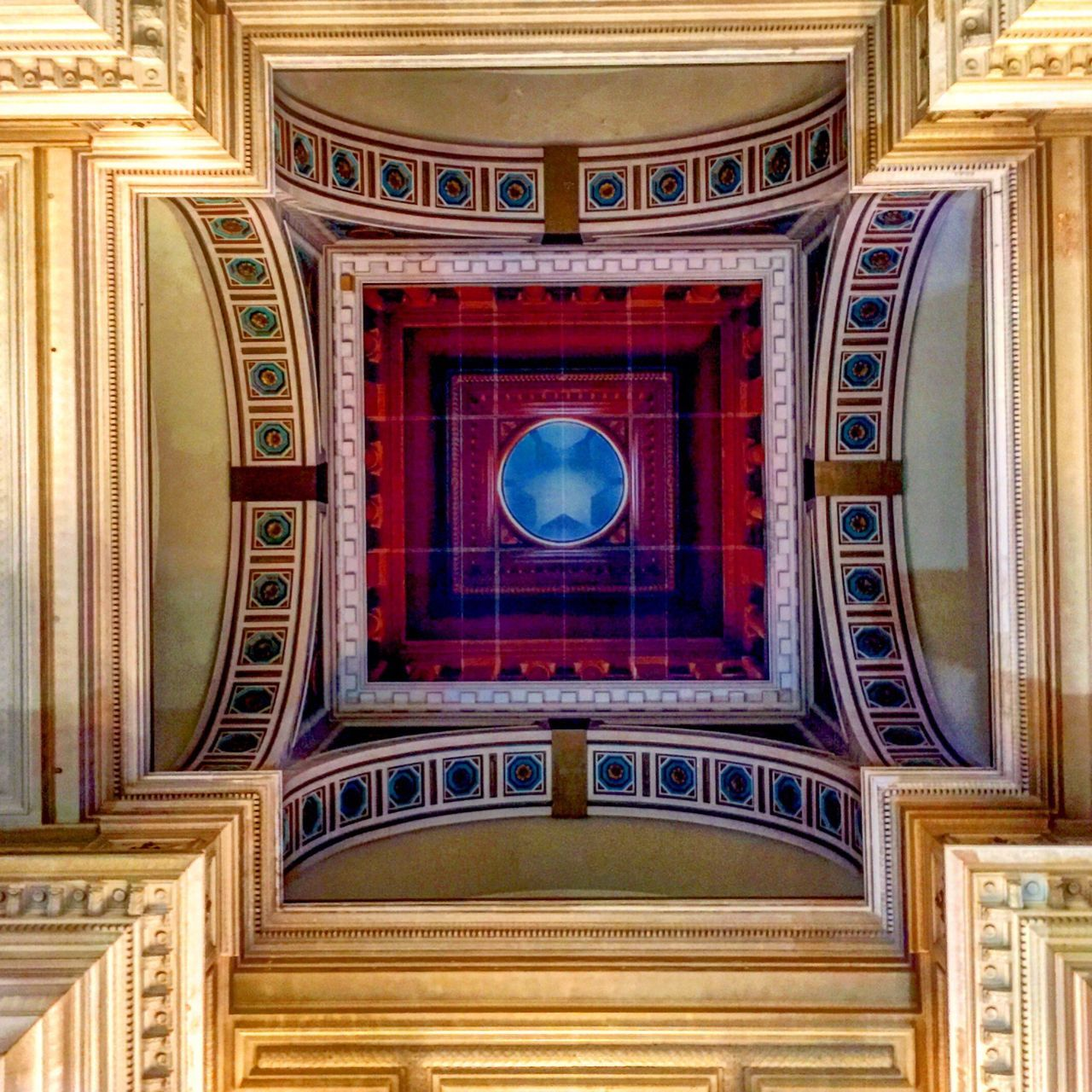 Brussels courthouse ceiling History Architecture No People Built Structure Outdoors Day Justitiepaleis Brussels Courthouse