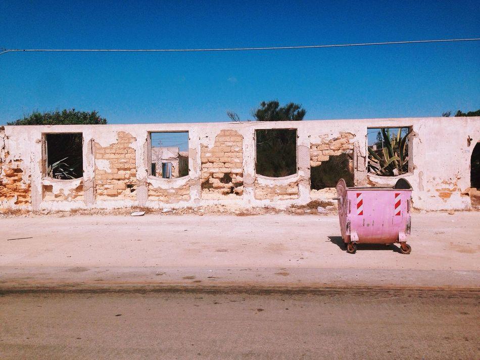 Alégria, notable moments in contemporary environments #21. NEM Derelict VSCO Just Around The Corner